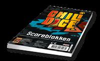 999 Games Scoreblokken Chili Dice  drie stuks - Kaartspel