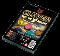 999 Games Scoreblokken Clever tot de 3e macht twee stuks - Dobbelspel