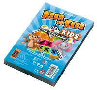 999 Games Scoreblokken Keer op Keer Kids twee stuks - Dobbelspel