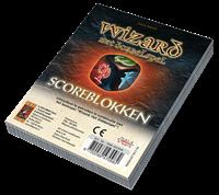999 Games Scoreblokken Wizard Dobbelspel  drie stuks - Kaartspel