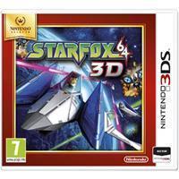 nintendo Star Fox 64 3D ( Selects)