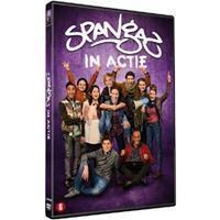 Spangas in actie (DVD)