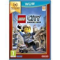 Lego city undercover (selects) (Nintendo Wii U)