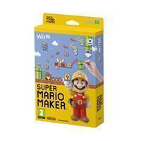 nintendo Super Mario Maker + Artbook