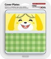Nintendo Cover Plate NEW  3DS - Animal Crossing Isabelle