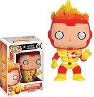 Funko DC Comics Super Heroes Pop Vinyl: Firestorm