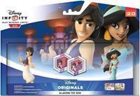Disney Interactive Disney Infinity 2.0 Aladdin Toy Box Set
