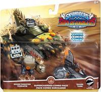 Activision Skylanders Superchargers Combo Pack - Shark Shooter Terrafin + Shark Tank