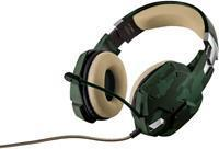 Trust GXT322C Carus Gaming Headset (Green Camouflage)