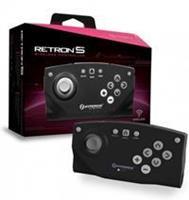 HyperKin Retron 5 Wireless Controller (Black)