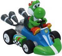 Together Mario Kart Wii Pull-Back Racer - Yoshi