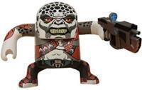 NECA Gears of War Locust Grenadier -Batsu-
