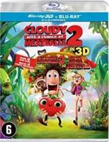 Sony Pictures Entertainment Cloudy With a Chance of Meatballs 2 (3D)