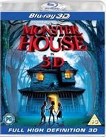 Columbia Pictures Monster House 3D