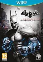 Warner Bros Batman Arkham City Armored Edition