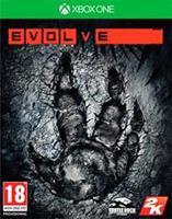 2K Games Evolve