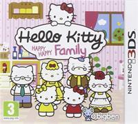 Big Ben Hello Kitty Happy Happy Family