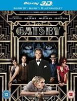 Warner Bros The Great Gatsby (3D) (3D & 2D Blu-ray)