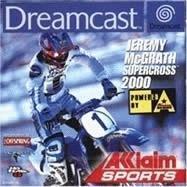 Acclaim Jeremy McGrath Supercross 2000