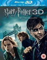 Warner Bros Harry Potter and the Deathly Hallows Part 1 3D (3D & 2D Blu-ray)