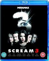 Lions Gate Home Entertainment Scream 3
