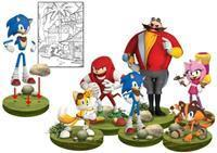 Tomy Sonic Boom Buildable Figure
