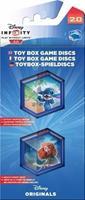 Disney Interactive Disney Infinity 2.0 Toy Box Game Discs Disney