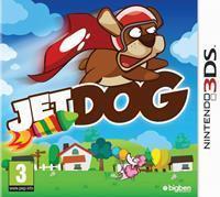 Big Ben Jet Dog