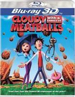 Sony Cloudy With a Chance of Meatballs 3D