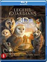 Warner Bros Legend of the guardians - The owls of Ga'Hoole (3D) (Blu-ray)