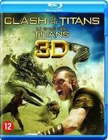 Warner Bros Clash of the Titans (3D) (3D & 2D Blu-ray)