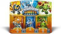 Activision Skylanders Giants 3 Pack (Ignitor/Chill/Zook)