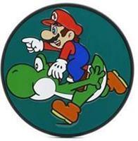 Bioworld Nintendo Mario and Yoshi Belt Buckle