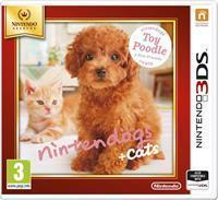 Nintendo gs + Cats Toy Poodle ( Selects)