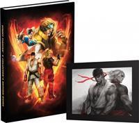 Prima Games Street Fighter V C.E. Strategy Guide