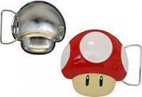 Bioworld Nintendo - Nintendo Classic Mushroom Buckle
