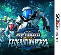 Nintendo Metroid Prime Federation Force