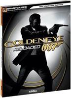 Brady Games Golden Eye 007 Reloaded Official Strategy Guide (PS3 / Xbox 360)