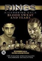 Rings kickboxing gala-blood sweat and tears (DVD)