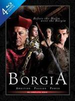 Borgia - Seizoen 1 (Blu-ray)