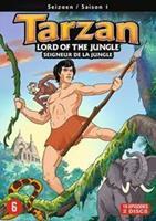Tarzan lord of the jungle - Seizoen 1 (DVD)