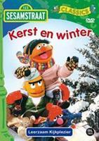 Sesamstraat - Kerst en winter (DVD)