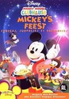 Mickey Mouse clubhouse - Mickey's feest (DVD)