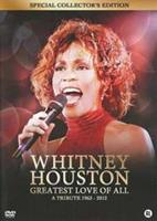 Whitney Houston - Greatest love of all (A tribute 1963-2012) (DVD)