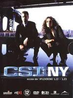 CSI New York - Seizoen 1 deel 2 (DVD)