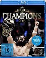 WWE - Night Of The Champions 2013 (Blu-ray)