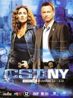 CSI New York - Seizoen 2 deel 1 (DVD)