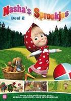 Masha vertelt beroemde sprookjes 2 (DVD)