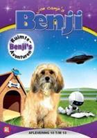 Benji's ruimte-avonturen 4 (DVD)