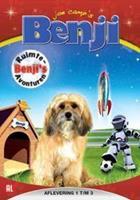 Benji's ruimte-avonturen 1 (DVD)